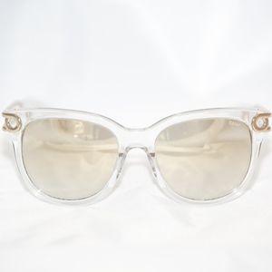 Chloé Clear CE679S Sunglasses